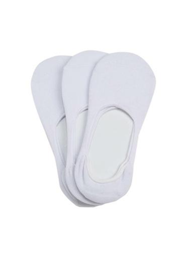 Kinetix Çorap Beyaz